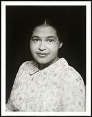 view <I>Rosa Parks at the Highlander Folk School, Monteagle, Tennessee</I> digital asset number 1