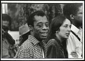 view <I>James Baldwin and Joan Baez in Selma</I> digital asset number 1