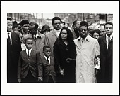 view <I>Martin Luther King, Jr. Funeral: King Family and Friends</I> digital asset number 1