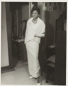 view Indoor portrait of a woman digital asset number 1