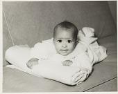 view Studio portrait of a baby digital asset number 1