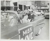 view Portrait of Miss MVC during the homecoming parade digital asset number 1