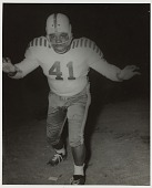 view Portrait of a Mississippi Vocational College football player digital asset number 1