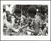view <I>Serving Barbecue at the Free Huey Rally, De Fremery Park, Oakland, California, #34</I> digital asset number 1