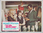 view Lobby card for To Sir, with Love digital asset number 1