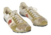 view Track shoes worn by Carl Lewis digital asset number 1