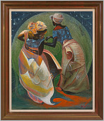 view <I>Ghana Women Dancing</I> digital asset number 1