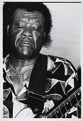 """view <I>Luther """"Guitar Jr."""" Johnson, 1992</I> digital asset number 1"""
