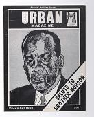 view <I>Urban Magazine December 1968</I> digital asset number 1