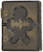 view <I>The Holy Bible: Containing the Old and New Testaments</I> digital asset number 1