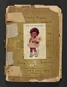 view Scrapbook compiled by Louise Alexander Gunn digital asset number 1