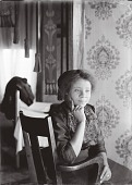 view Scan of Frances Hill sitting in a chair digital asset number 1
