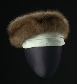 view Costume hat worn by Diana Ross as Billie Holiday in Lady Sings the Blues digital asset number 1