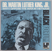 view <I>Why I Oppose the War in Vietnam</I> digital asset number 1