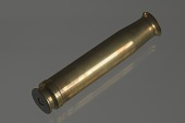 view Shell casing from Normandy Beaches, D-Day 1944 digital asset number 1
