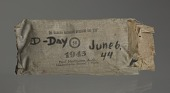 view Pack of bandages from D-Day 1944 digital asset number 1