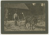 view <I>No. 40, Ploughing With Ox</I> digital asset number 1