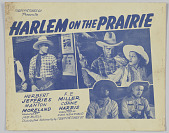 "view Lobby card for ""Harlem on the Prairie"" digital asset number 1"