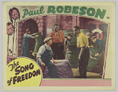 view Lobby card for The Song of Freedom digital asset number 1