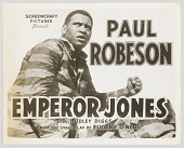 view Photograph for The Emperor Jones digital asset number 1