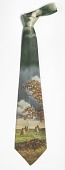 view Necktie worn by Ira Tucker Sr. digital asset number 1