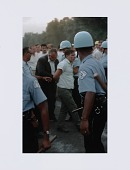 view Digital print of police arresting a man during a Chicago Freedom Movement march digital asset number 1