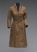 view Dress and belt worn by Marla Gibbs as Florence Johnston on The Jeffersons digital asset number 1