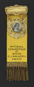 view Badge from the National Convention of Madam C. J. Walker's Agents digital asset number 1