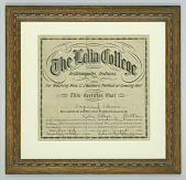 view Diploma from The Leila College digital asset number 1