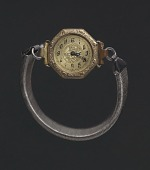 view Wrist watch worn by Harriette Moore digital asset number 1