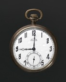 view Pocket watch owned by Harry T. Moore digital asset number 1