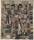 view Scrap quilt made by Elizabeth Salter Smith digital asset number 1