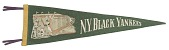 view Pennant for the New York Black Yankees digital asset number 1