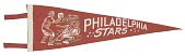 view Pennant for the Philadelphia Stars digital asset number 1