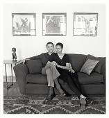 view <I>Barack and Michelle Obama, Chicago</I> digital asset number 1
