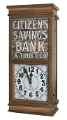view Clock used by the Citizen's Savings and Trust Company digital asset number 1