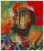 "view Postcard for the ""Daze Solo Exhibition"" exhibition digital asset number 1"