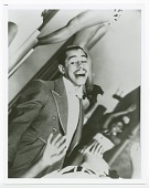 view Print of Cab Calloway and dancers performing digital asset number 1