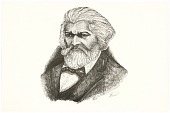 view Drawing of Frederick Douglass digital asset number 1