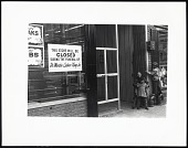 view <I>(This Store Will Be Closed During the Funeral of Dr. Martin Luther King Jr.)</I> digital asset number 1