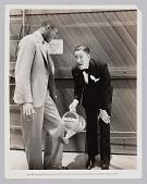 view Photograph of Jack Oakie and Jesse Owens digital asset number 1