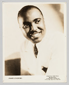 view Photograph of Jimmie Lunceford digital asset number 1