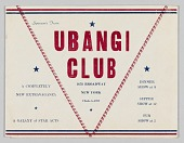 view Photograph folder from the Ubangi Club digital asset number 1