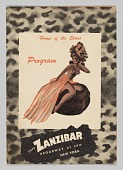view Program for Cafe Zanzibar digital asset number 1