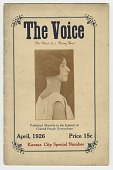 view <I>The Voice Vol. 4 No. 3</I> digital asset number 1