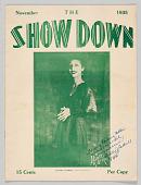 view <I>The Show-Down vol. 1 no. 1</I> digital asset number 1