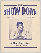 view <I>The Show-Down vol. 1 no. 5</I> digital asset number 1