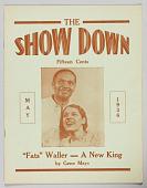 view <I>The Show-Down vol. 1 no. 6</I> digital asset number 1