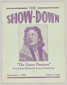 view <I>The Show-Down vol. 1 no. 9</I> digital asset number 1