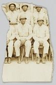 view Photographic print unidentified military men digital asset number 1